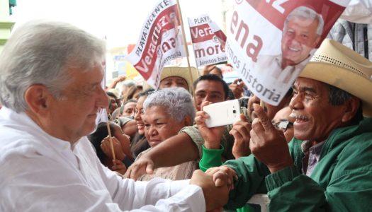 La mayoría confía en que AMLO será buen presidente, revela encuesta