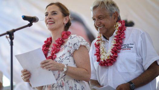 Beatriz Gutiérrez Müller no será Primera Dama ni Presidenta del DIF