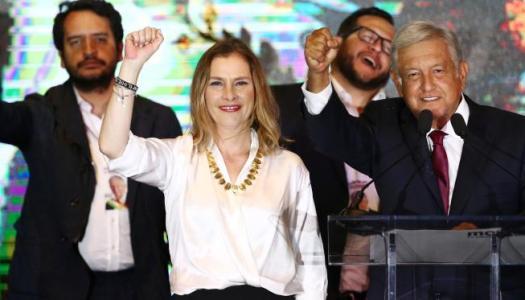 Así miró la prensa nacional e internacional la contundente victoria de AMLO