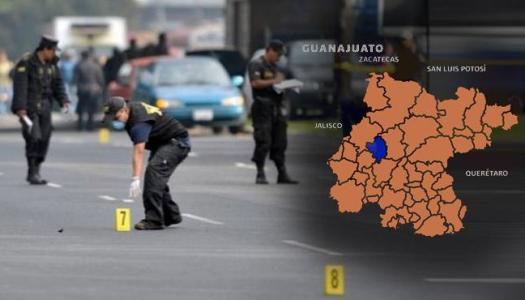 Guanajuato sangriento; en seis meses supera homicidios de 2017