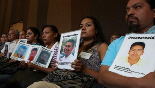 Con Peña Nieto en la Presidencia, cada día hubo 12 desaparecidos