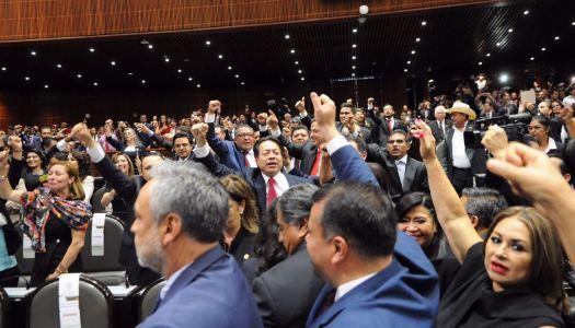 Congreso ahorra 117 millones de pesos por austeridad de Morena