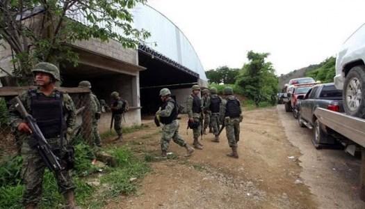 Tlatlaya, 4 años de impunidad: 22 masacrados y ningún militar en la cárcel