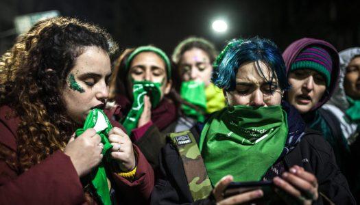 No habrá aborto legal en Argentina… por ahora; la marea verde no se detendrá