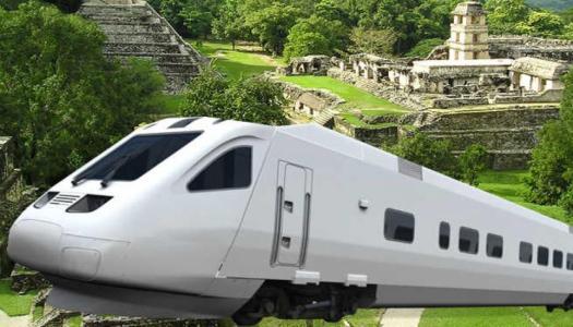 En México algunos no lo quieren; en el extranjero Tren Maya es premiado