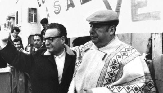 Así describió Pablo Neruda el golpe contra Salvador Allende