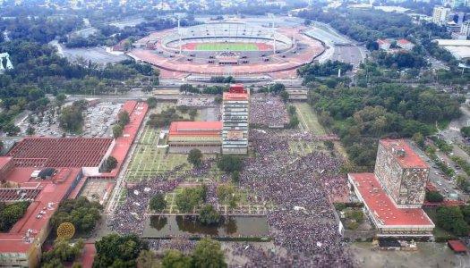 ¿Por qué se manifiestan los estudiantes de la UNAM?