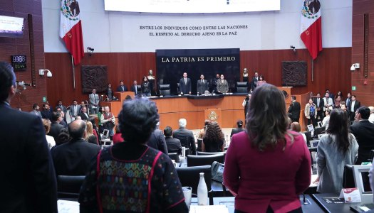 Por Ley de Austeridad de Morena, 700 burócratas renuncian en el Senado