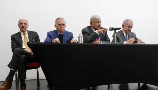 AMLO confirma cancelación del NAIM: obedeceremos mandato de los ciudadanos