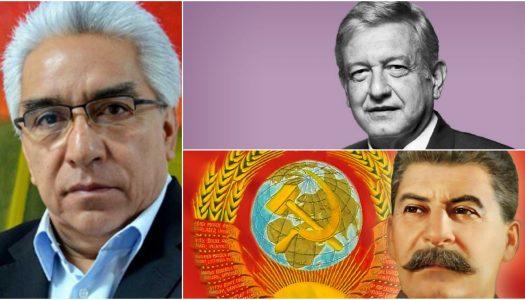 Ricardo Alemán vuelve a la carga: ahora compara a AMLO ¡con Stalin!