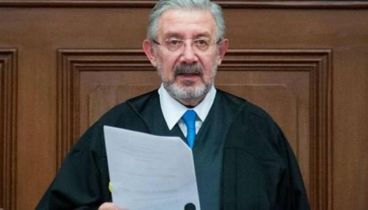 Presidente de la Corte organiza a los jueces contra austeridad de Morena