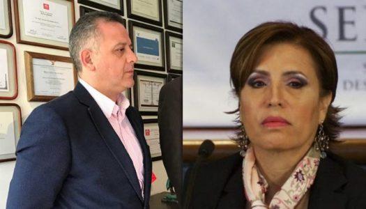 Defensa del vocero de Robles comparte domicilio con empresas que estafaron a Sedesol