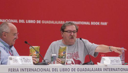 Paco Ignacio Taibo II a los críticos de la 4T: Se las metimos hasta doblada