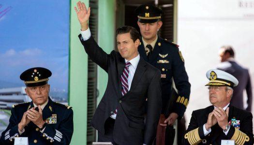 EPN presiona a la Corte para que avale la Ley de Seguridad Interior