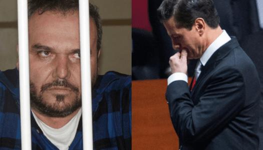 EPN habría recibido 6 mdd del narco en un restaurante, según periodista del New York Times