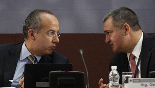 Cártel de Sinaloa pagó millones a García Luna, el gatillero de Calderón