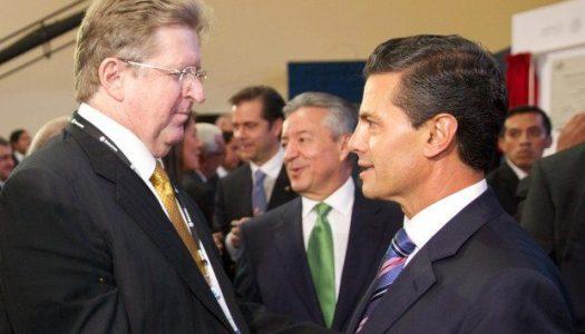 Germán Larrea, el 'Rey del Cobre', aumentó su riqueza en sexenio de EPN