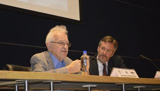El triunfo de AMLO es una victoria para la izquierda mundial: Wallerstein