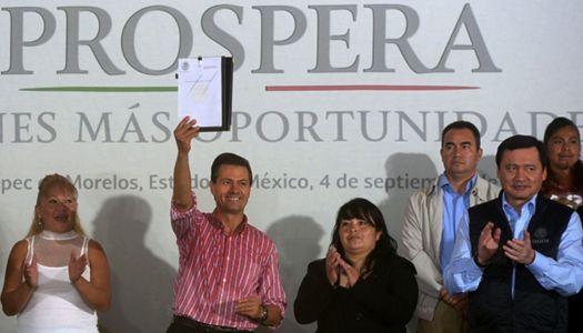 Con Peña Nieto los programas sociales fueron opacos e ineficaces