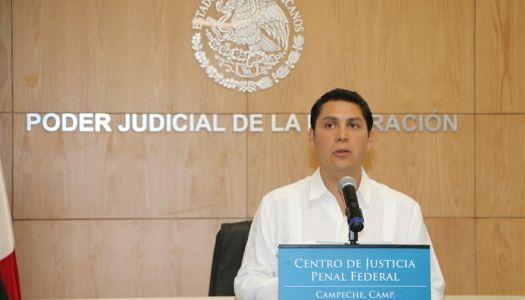 Detectan a magistrado de Campeche con 14 parientes en la nómina