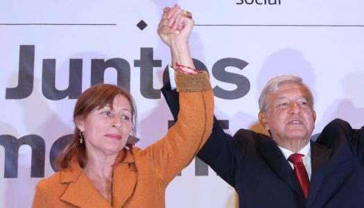 "AMLO sobre Tatiana Clouthier: ""Todos tenemos derecho a disentir"""