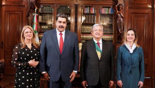 ¿Por qué AMLO se negó a condenar al gobierno de Nicolás Maduro?
