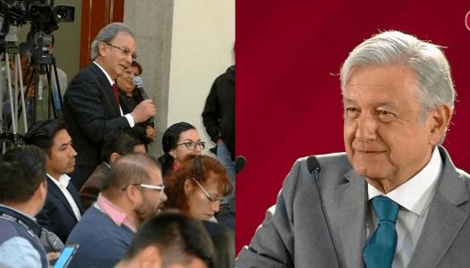 ¿Qué revelaciones hizo Nino Canún en la conferencia de AMLO que rompieron el Internet?