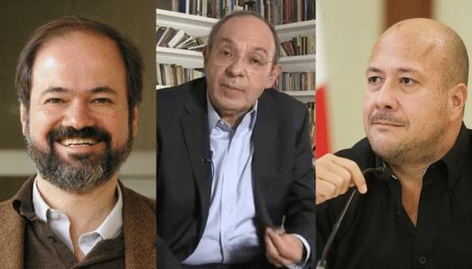 Políticos e intelectuales se bajan de Frente Anti-AMLO pero no niegan su existencia