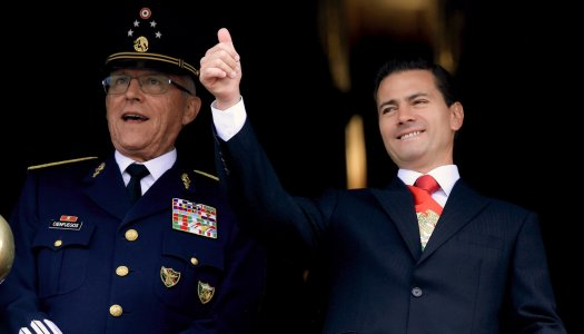 Gobierno de EPN contrató 50 mil policías privados para ¡vigilar oficinas!