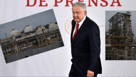 En 3 años Pemex dejará de importar gasolina y México será autosuficiente