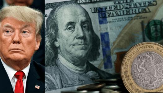 Ni Trump ni FMI impiden que peso sea la mejor moneda en últimos días