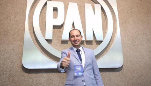 PAN se queja: reducir 50% recursos a partidos es parte del autoritarismo de AMLO