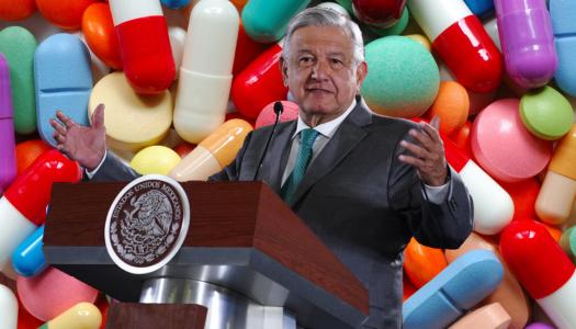 AMLO busca hacer la compra de medicamentos más grande de la historia