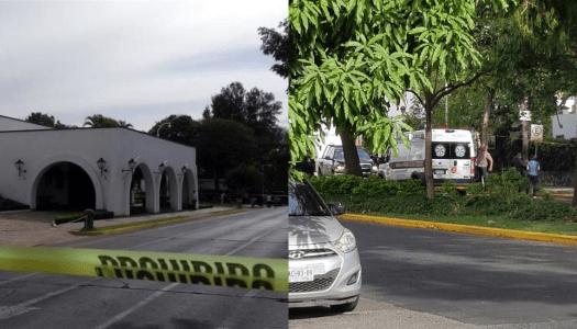Asesinan a mujer frente a Casa Jalisco, la residencia del gobernador Alfaro