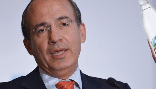 Pese a alertas por arsénico, Calderón llenó Diconsa con refresco Peñafiel