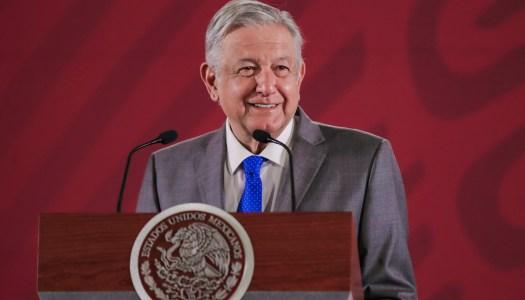 Respaldan mexicanos postura de AMLO ante amenazas de Trump