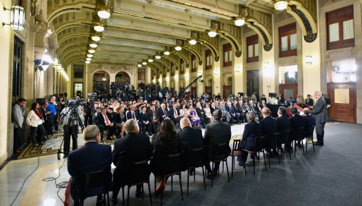 Conferencia de prensa mañanera de AMLO (21/05/2019) | En vivo
