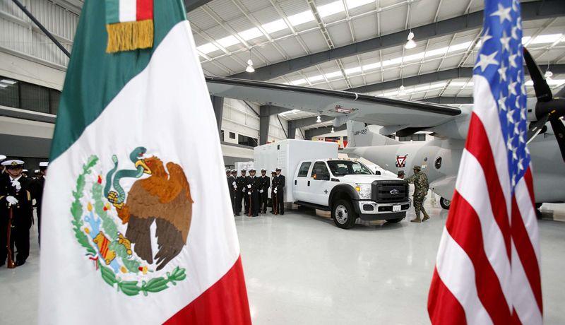 AMLO rechaza Iniciativa Mérida; dice no a la presencia de helicópteros  artillados en el país