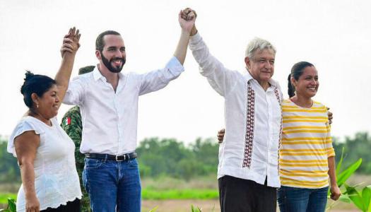 Bukele a los mexicanos: Apoyen a AMLO, México está mal desde hace 200 años