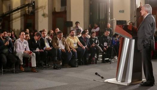 Conferencia de prensa mañanera de AMLO (7/06/2019)   En vivo