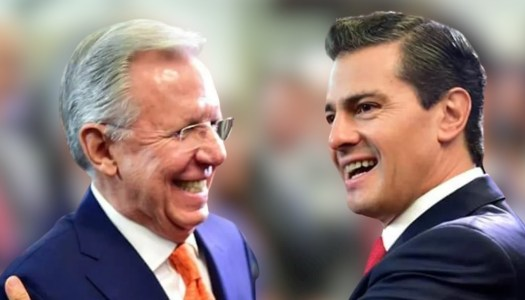 López-Dóriga y sus jugosos negocios con Peña Nieto