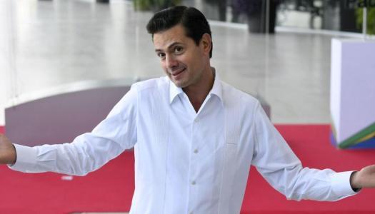 Peña Nieto afirma que mienten quienes dicen que él es corrupto