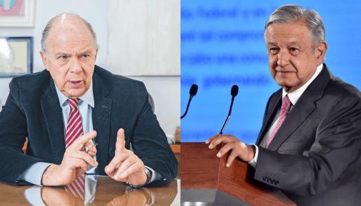 """Krauze vuelve a la carga contra AMLO; propone movimiento """"antirreeleccionista"""""""