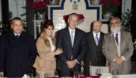 Juan Collado, el abogado de Romero Deschamps, Peña Nieto y Salinas