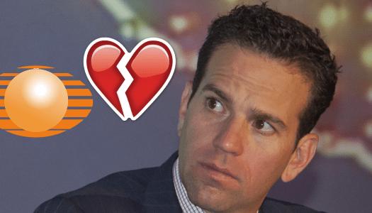 Se acabó el amor; rompen Carlos Loret y Televisa