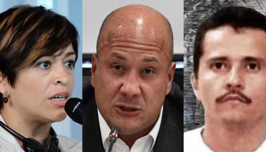 """Las revelaciones de Anabel Hernández sobre la traición de Alfaro al """"Mencho"""""""