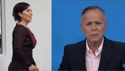 """Ciro Gómez Leyva defiende a Rosario Robles y la hace víctima del """"régimen"""""""