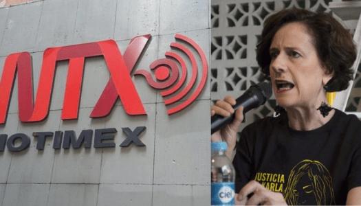 Notimex hace nota sobre Claudio X González y Denisse Dresser estalla de enojo