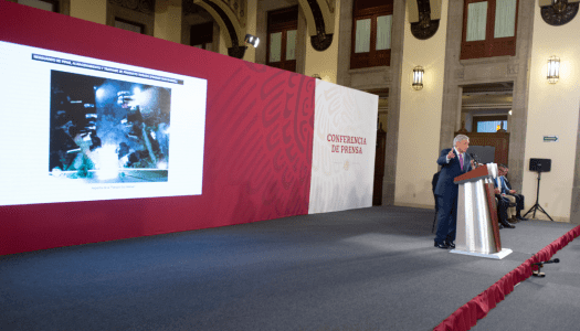 Conferencia de prensa mañanera de AMLO (17/09/2019) | En vivo