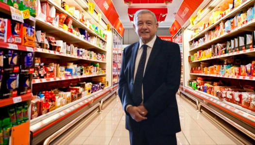 Con AMLO tiendas de autoservicio venden más que en 2018
